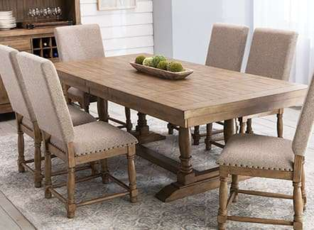 Save up to 20% Dining Rooms