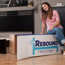 Save up to $340 - Rebound Bed in a Box