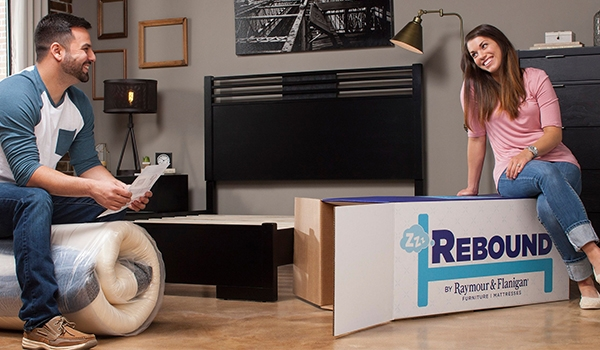 Rebound Bed in a Box - Save up to $340