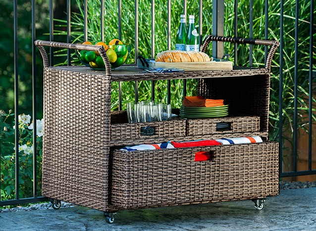 bask in the sun with our - Outdoor Furniture
