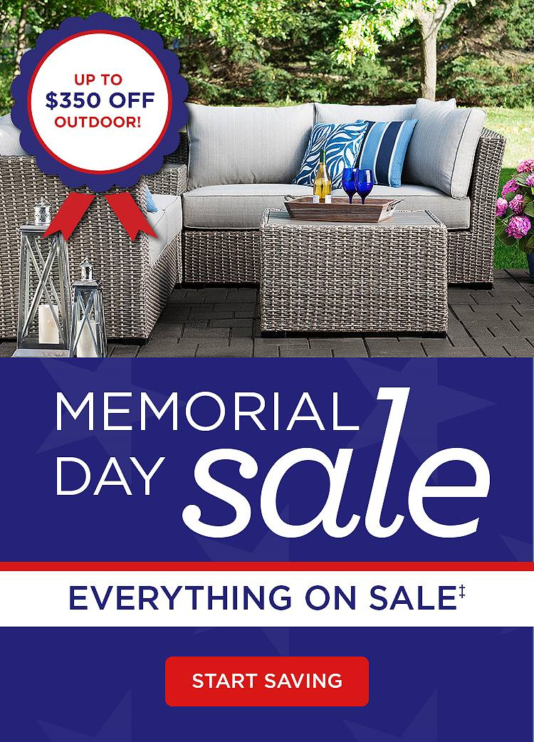 The Memorial Day