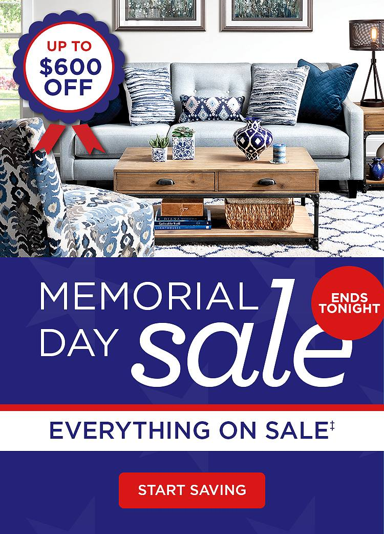 Shop the Memorial Day Sale.