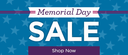 Memorial Day Sale - Shop Now