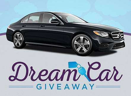 Dream Car Giveaway