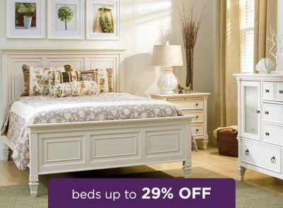 Beds Up To 29% Off