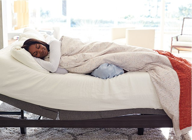 Need better sleep? Queen adjustable bases are starting at only $399.