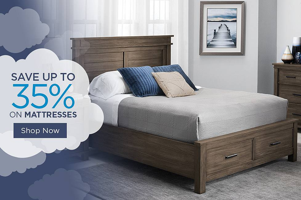 Save big on your best sleep during the One Day Mattress Sale.
