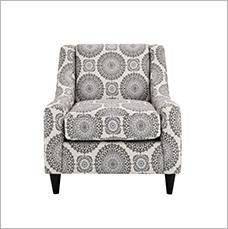Save up to 30% on accent chairs