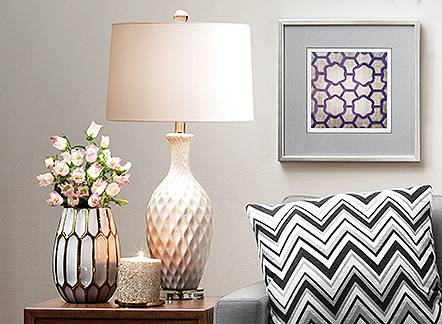 Save 25% on rugs, lighting and more