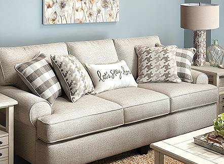 Save up to 29% on Sofas. Now through July 22.