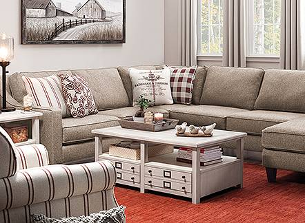 Save up to 25% on sectionals