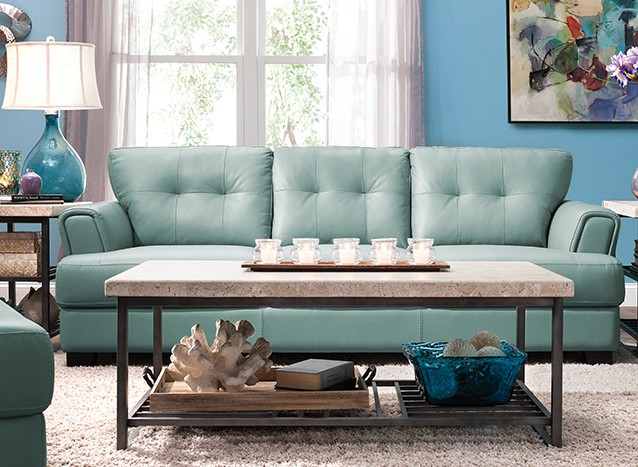 Shop Teal Furniture and Accents