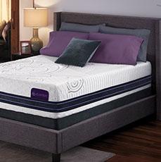 Free Box Spring - with iComfort or iComfort<br> Hybrid mattress