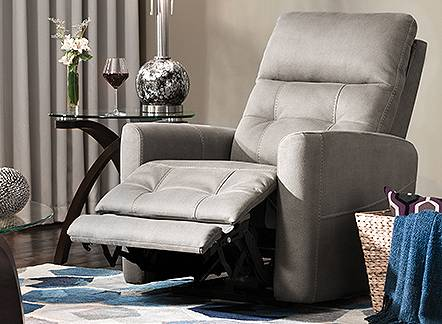 Save up to 20% on recliners