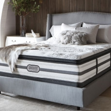 Free Box Spring - with Beautyrest Platinum Purchase