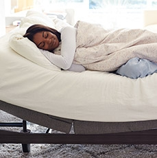 Starting at only $399 - queen lifestyle adjustable bases