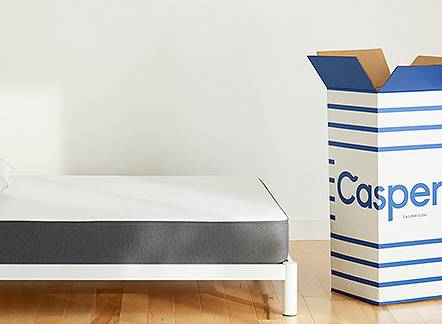 10% off Casper mattresses