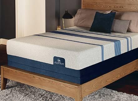 Save up to $300 on Serta iComfort foam mattresses