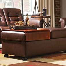 FREE ACCESSORY - with select Stressless® furniture purchase