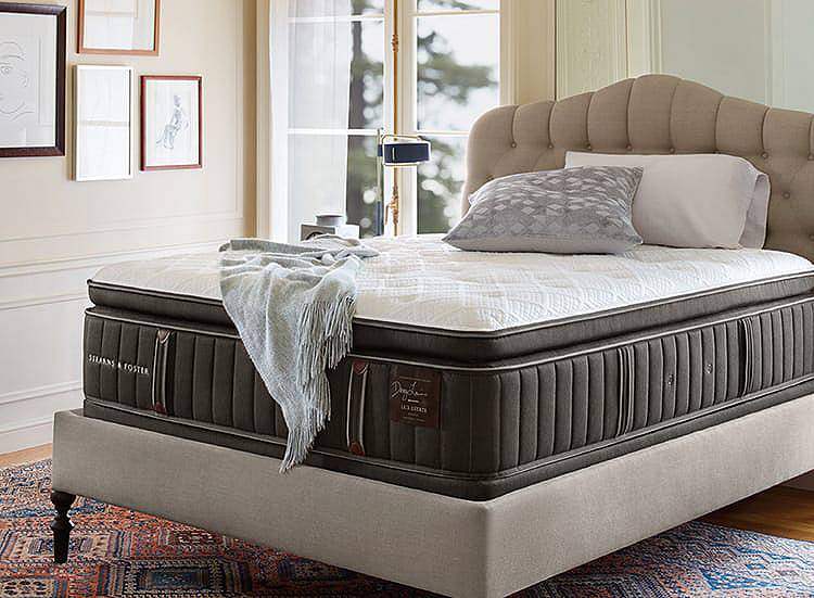 Save up to $370 - Stearns & Foster mattress sets