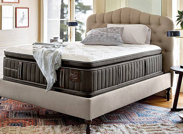 SAVE UP TO $350 - Stearns & Foster mattress sets
