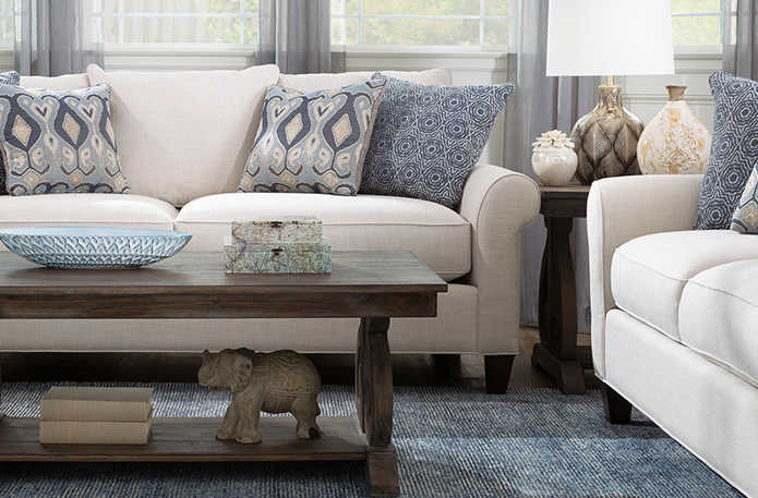 Save up to 20% on Living Rooms