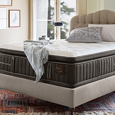 Save up to $250 - on select Stearns & Foster   mattress sets