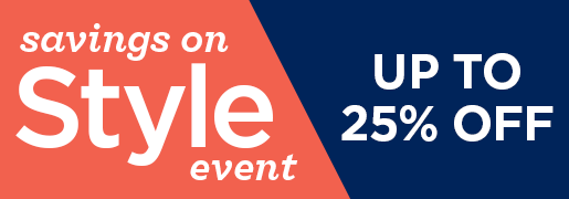 Savings on Style Event