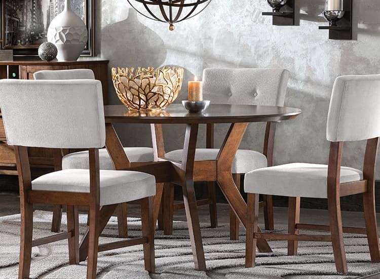 Pull up a chair. Save on dining rooms. Shop now.