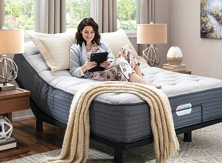 Free adjustable base with the purchase of a regularly priced mattress of $995 or more