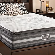 Free Box Spring - with Beautyrest Black or Platinum mattress purchase