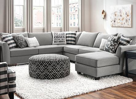 DOORBUSTER Save up to 25% on sectionals