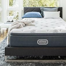 Starting at $699 - Beautyrest Silver queen mattress sets