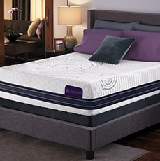 Free Box Spring - with iComfort or iComfort Hybrid <br> mattress purchases