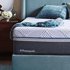 Save up to $250 - Sealy Posturepedic Hybrid mattress sets