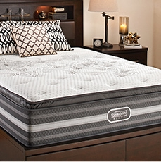 Free Box Spring - with Beautyrest Black mattress purchase