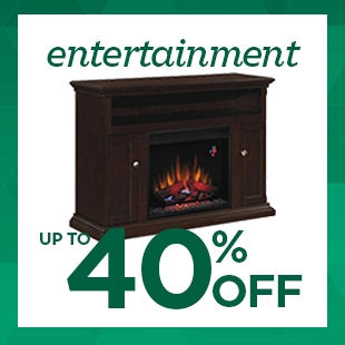 Up to 40% Off Entertainment
