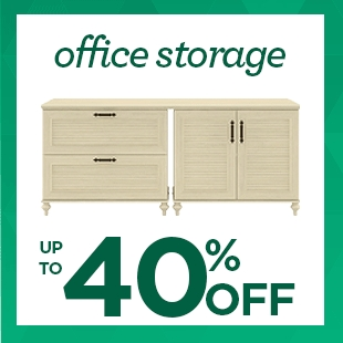 Up to 30% Off Office Storage