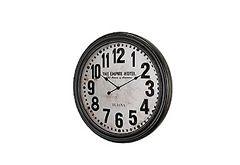Hotelier Wall Clock
