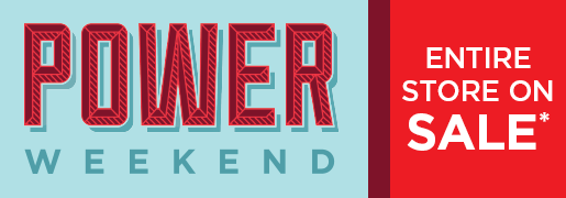 Power Weekend Sale