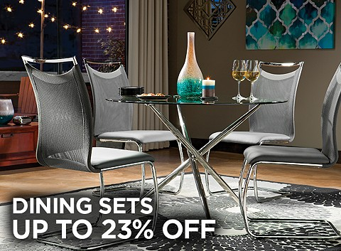 Up To 23 Off Dining Sets