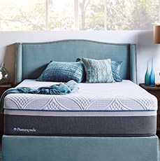 Free Box Spring - Sealy Posturepedic Hybrid Mattress Sets