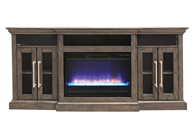 Shop TV Stands & Fireplaces
