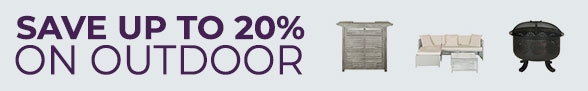 Save Up To 20% On Outdoor