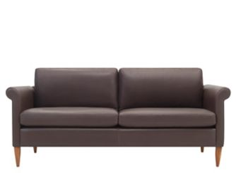 piper leather sofa - American Leather Sofa