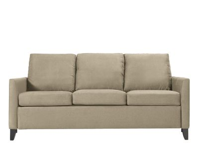 Hannah II Microfiber Queen Plus Sleeper Sofa