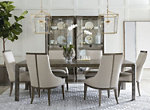 Geode Ridge 7-pc. Dining Set w/ Sling Chairs