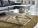 Cosburn Glass Coffee Table