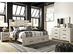 Luna 4-pc. King Bedroom Set