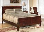 Webster Queen Sleigh Bed